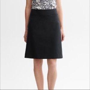 EUC Banana Republic high waist knee length skirt
